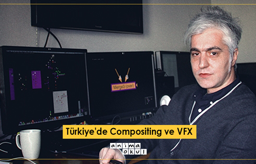Türkiye'de Compositing ve VFX